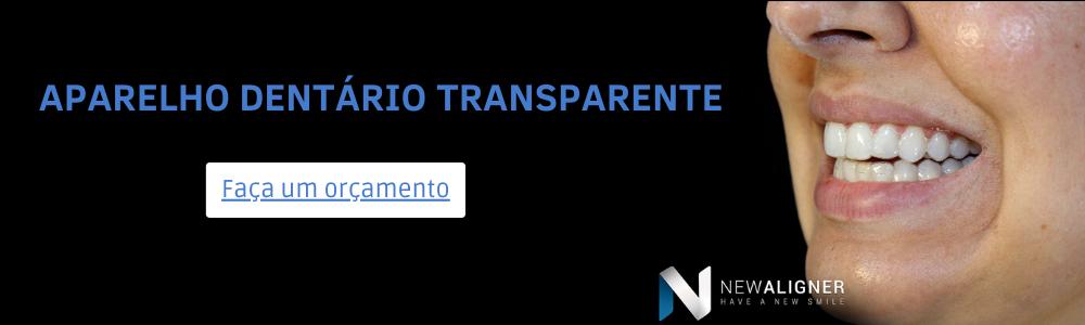 aparelho transparente